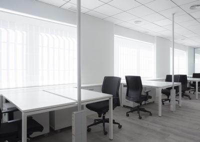 Reforma de oficinas en Valencia