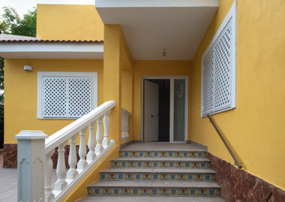 Reforma integral de vivienda en Ibiza